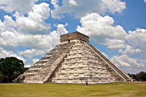 Пирамиды Чичен-Ица