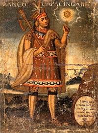 Жречество у народа инков