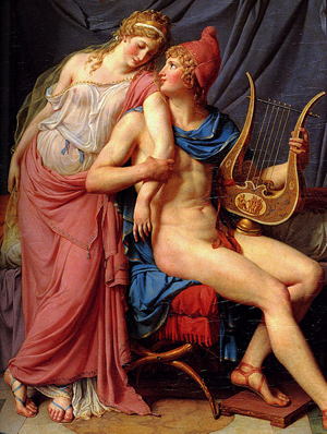 Елена и Парис