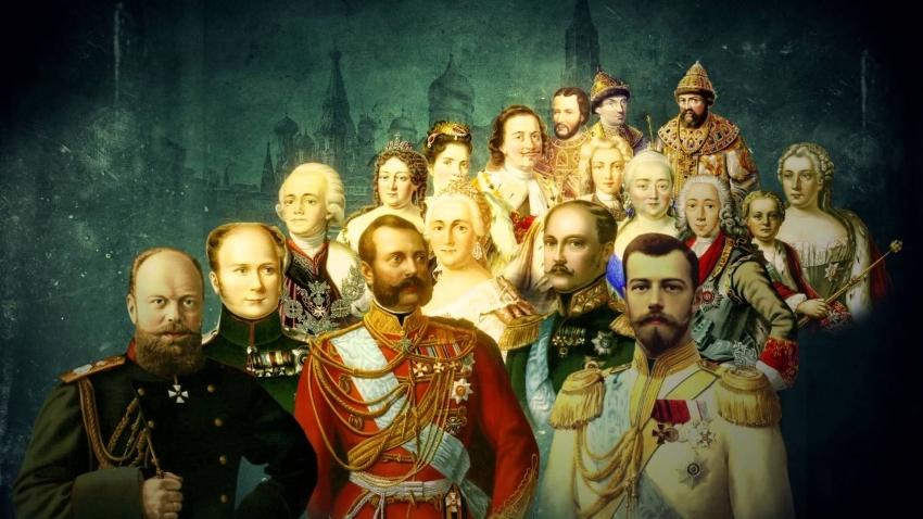 Правители России. От Рюрика до Путина