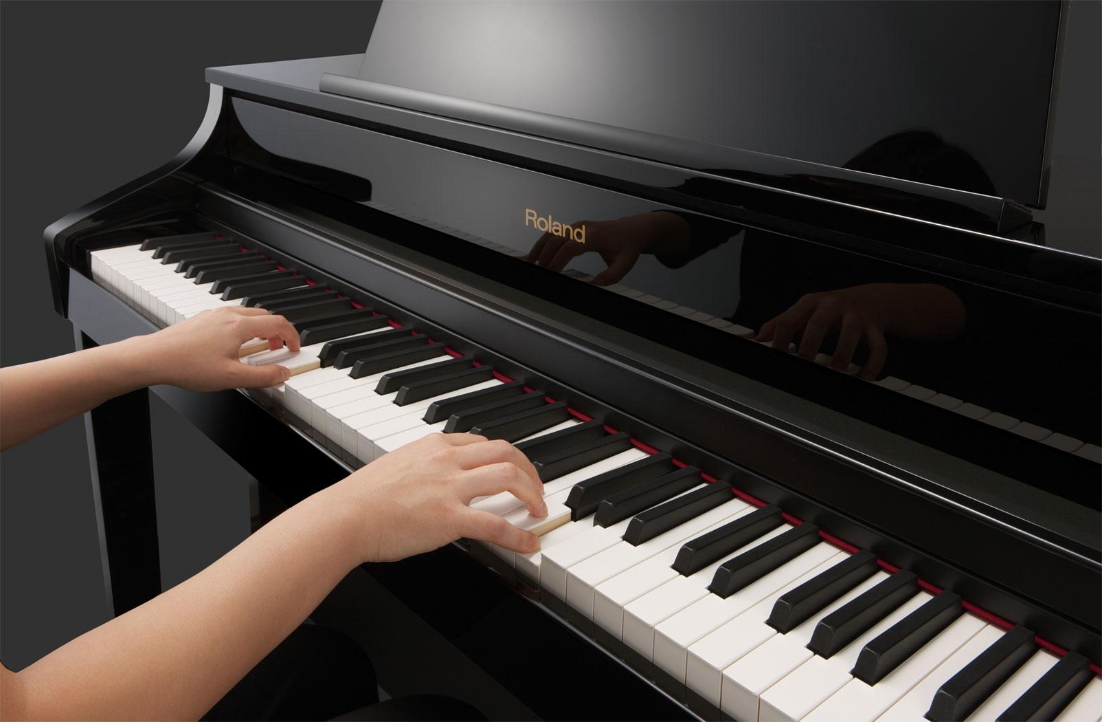 Курс фортепиано для начинающих. Урок 1.