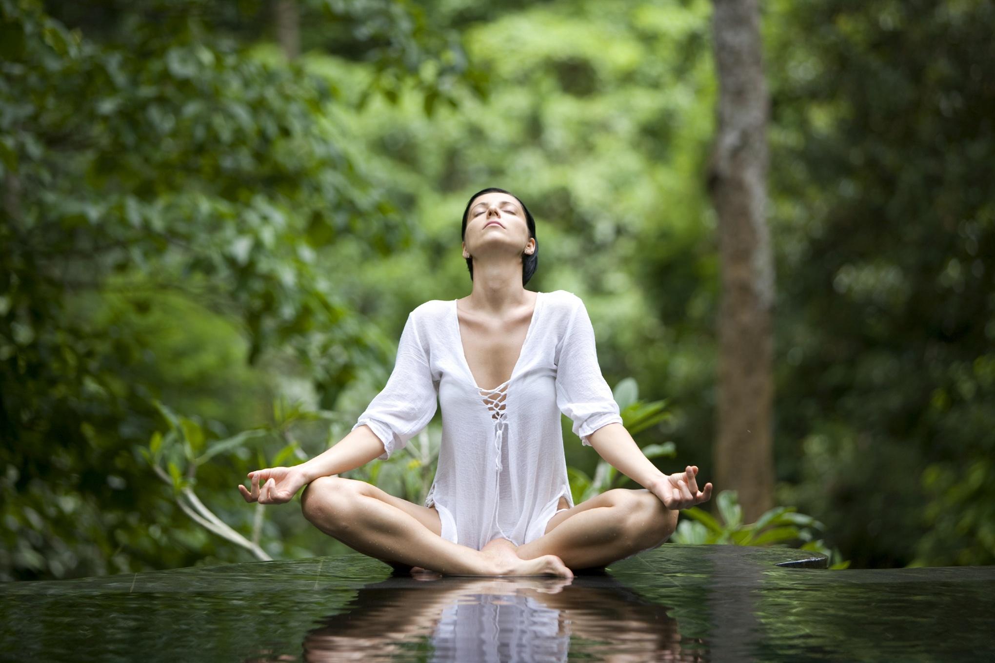 Как правильно медитировать. Намерение