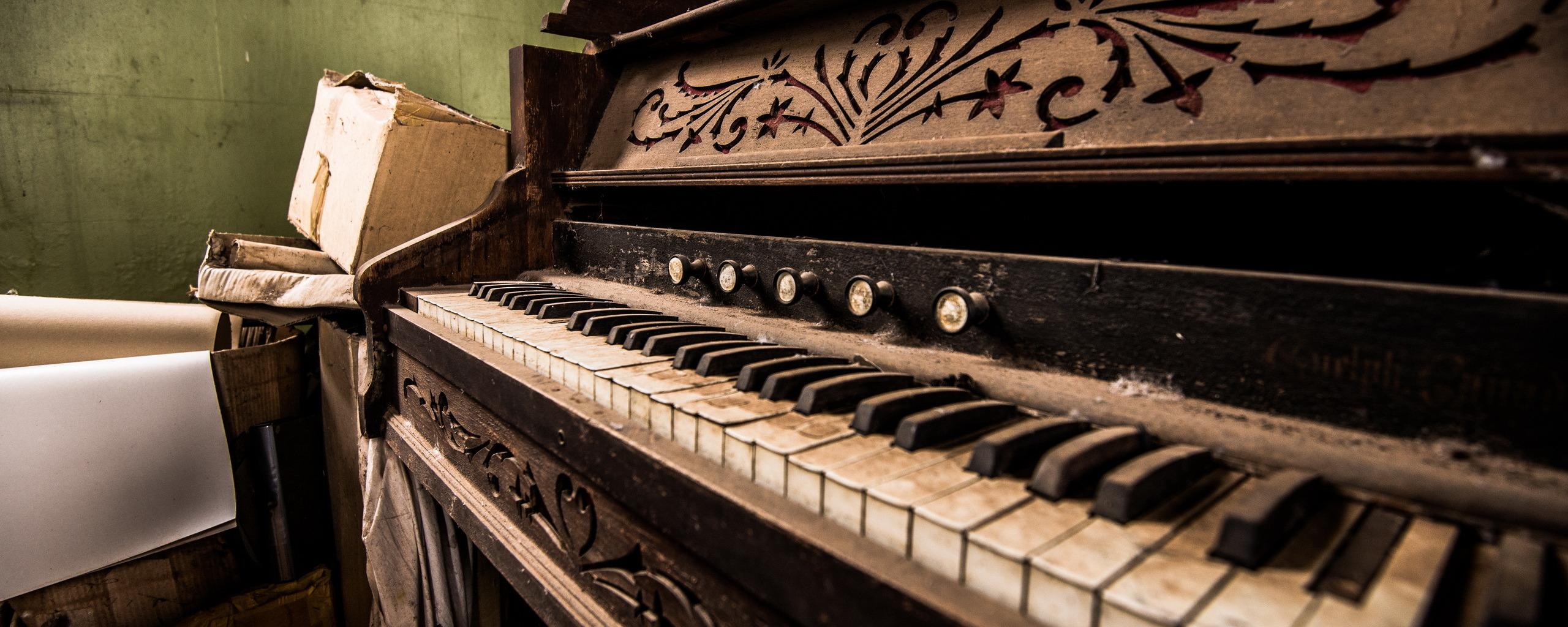 Курс фортепиано для начинающих. Урок 2