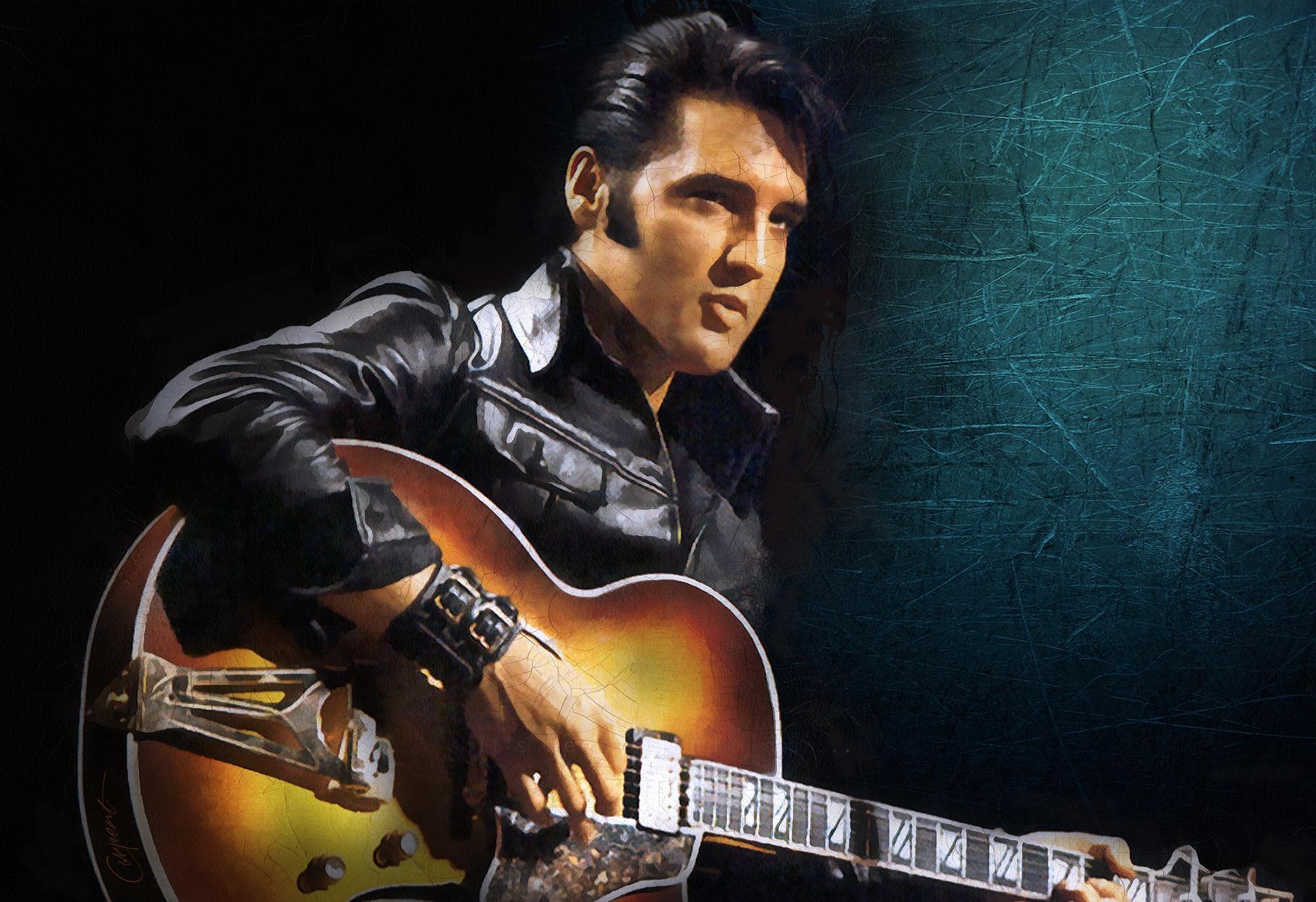 Elvis Presley – A Little Less Conversation