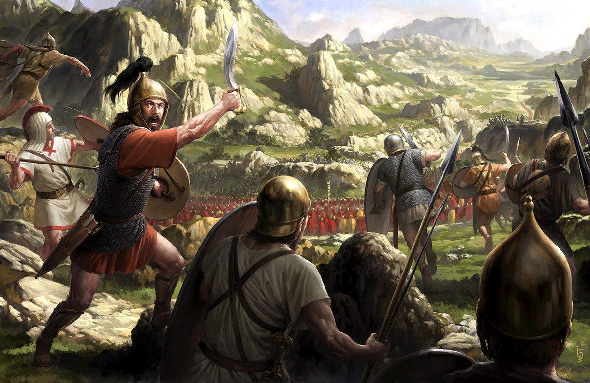 Карфаген и Пунические войны