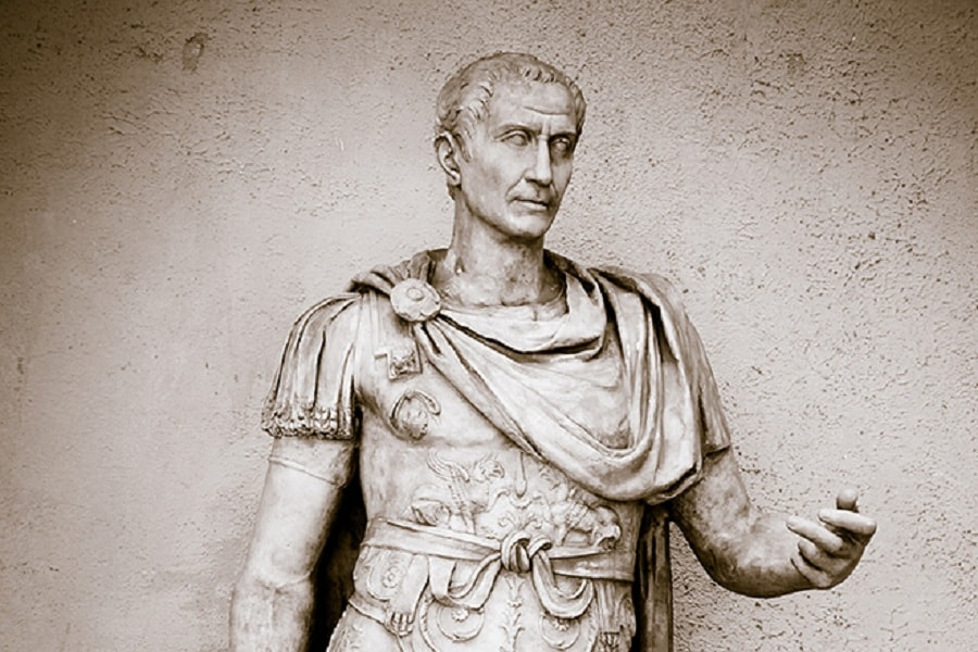 Рим. Правление Юлия Цезаря. Часть 2.