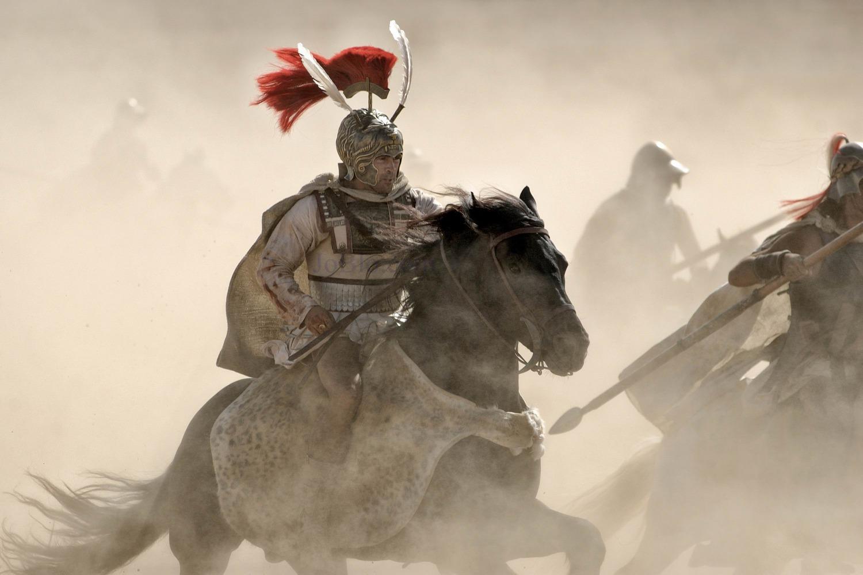 Александр Македонский. Покорение Персии